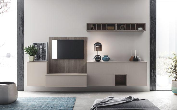 Progetto SMART nr.6 - Living #soggiorno #living #casa #home #arredamento #design #furniture