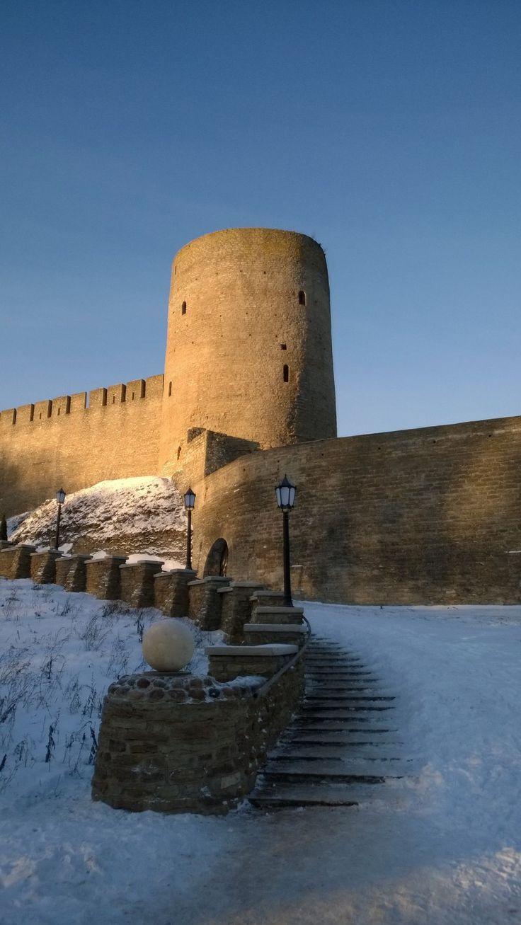 Ivangorod, Russia   From Pskov to Riga   Eastbook.eu
