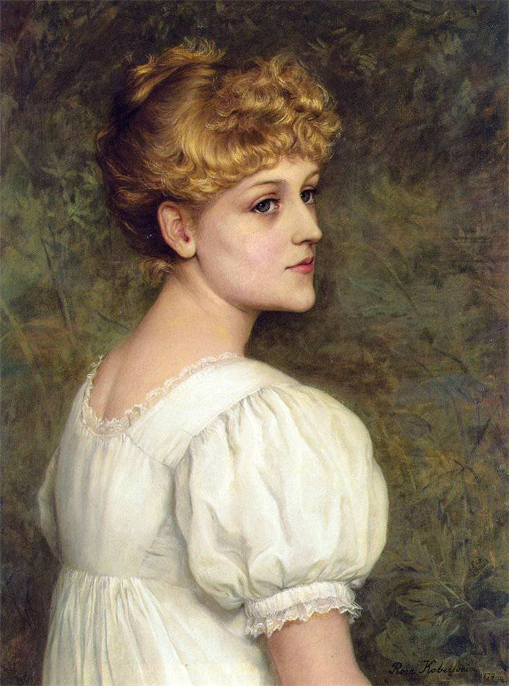 Gustave Jean Jacquet  - Page 4 57f8e2658182e43c14e0282f9141ca58--classic-paintings-maiden