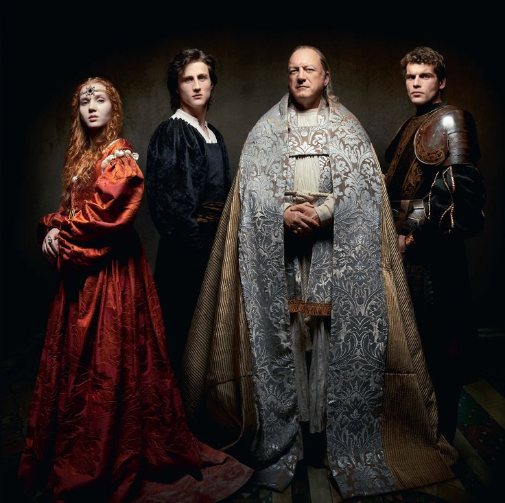 Borgia - Season 1 Promo - Isolda Dychauk as Lucrezia Borgia, Mark Ryder as Cesare Borgia, John Doman as Rodrigo Borgia and Stanley Weber as Juan Borgia