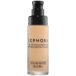 SEPHORA COLLECTION - 10 HR Wear Perfection Foundation  in 10 Light Ivory (N) #sephora