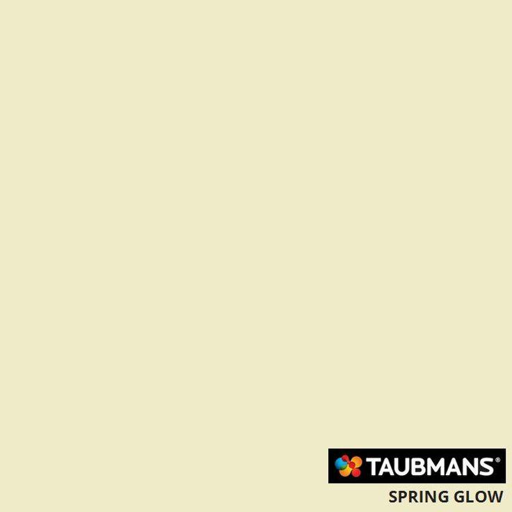 #Taubmanscolour #springglow