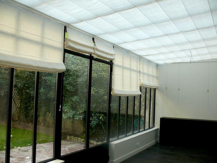 Rideaux balcon terrasse rideaux de bambous with rideaux for Rideaux exterieur terrasse