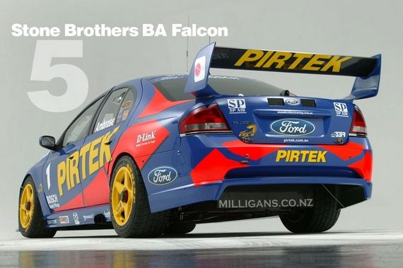 #Marcusambrose multi championship winning #Ford #BA #Falcon | will he return to #v8supercars