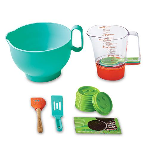 Kids' Cookie Baking Set - Shop | Pampered Chef US Site What a fun gift for the youngest bakers!  www.pamperedchef.biz/sonyasanborn