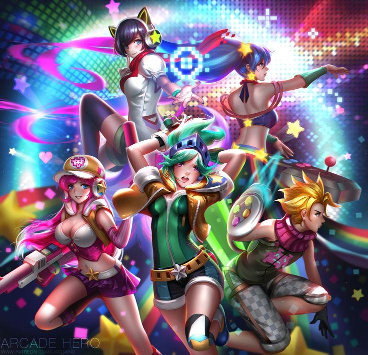Arcade Rush