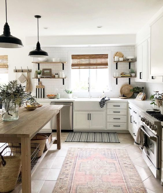 Welcome To Our Gallery Of Farmhouse Kitchen Ideas These Designs