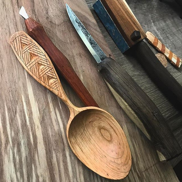 Best images about carved spoons on pinterest
