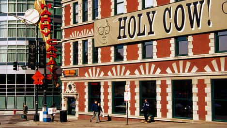 Chicago's Top 10 Peculiar and Free Museums  (Harry Carays on Dearborn Ave, River North District.)