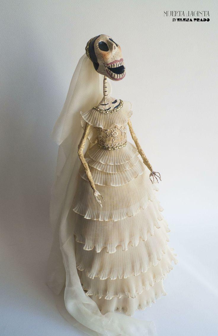May The Bride.Muerta Jacinta by Elena Prado