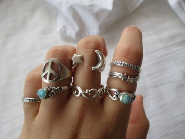 A ring for every finger.