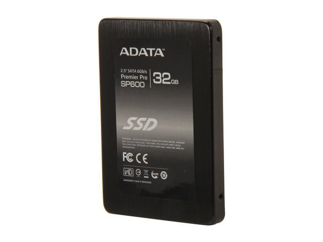 #Adata Premier Pro SP600 #SSD 32GB (ASP600S3-32GM-C)