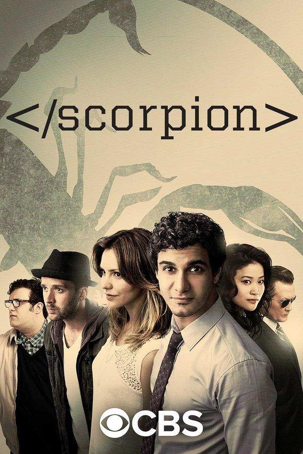 Scorpion (TV Series 2014- ????)