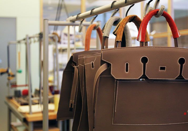 A Tour Inside The Ateliers Hermès in Pantin, France