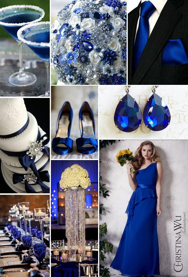 17 best images about royal blue wedding on pinterest brooch bouquets blue weddings and. Black Bedroom Furniture Sets. Home Design Ideas
