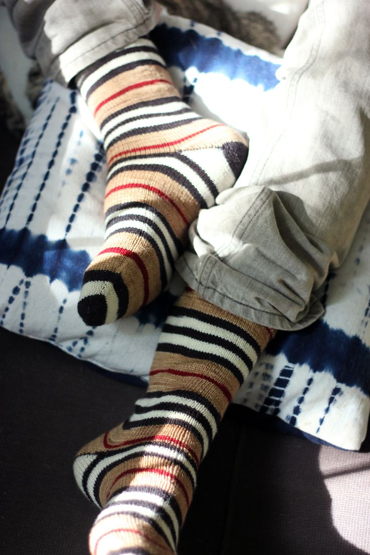 How cool are this Burberry Socks!