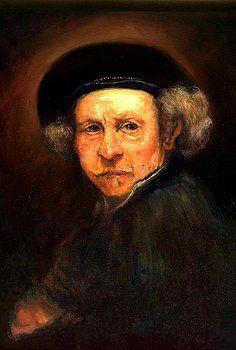 Rembrandt by Willem Van Cleef