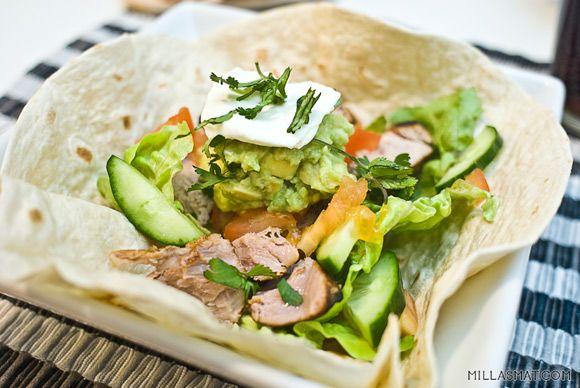Tacos Al Pastor   Millas Mat