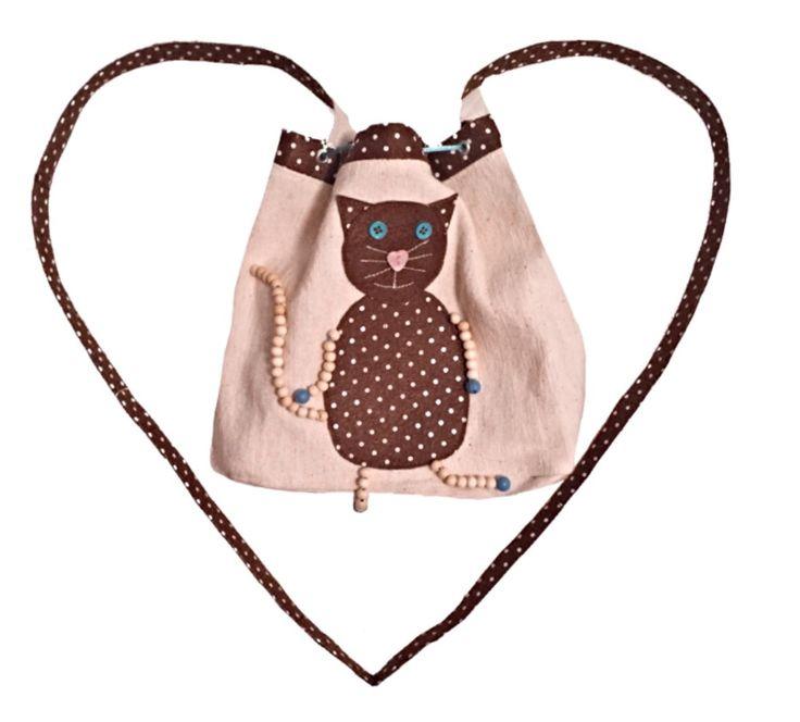 Kleine Tasche Handmade