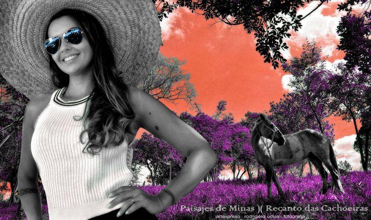 https://flic.kr/p/WFQL2s | Recanto Das Cachoeiras .  2017  002 | Paisajes de Minas / Pousada Rural Facenda Recanto Das Cachoeiras . Sete Lagoas . Minas Gerais / Artexpreso . Rodriguez Udias / Sorrisos do Brasil . Fotografia . Jul 2017 .. (*PHOTOCHROME artwork edition)