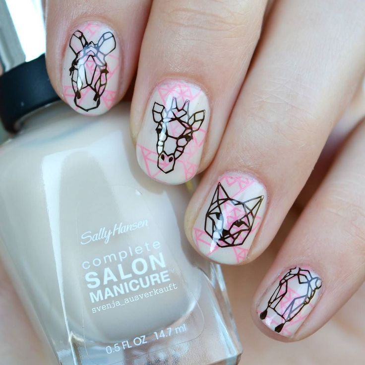 Sally Hansen- Almost Almond