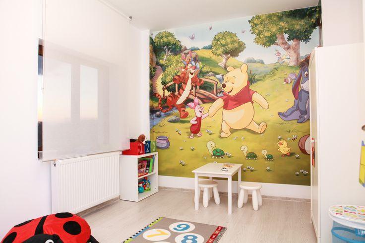 Tot ce e mai bun pentru micuti!  Amenajarea camerei pentru copii a fost cea mai mare placere din toata amanejarea locuintei in Class Park.