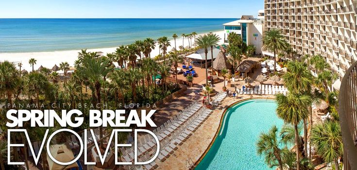 Spring Break 2016 in Panama City Beach with party and hotel info and the home of the Holiday Inn Resort the #1 Spring Break Hotel in Panama City Beach.