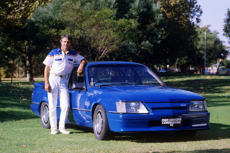 Holden Commodore SS VK Brock