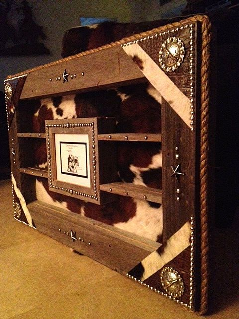 Frame Award Buckle Display Case Western Decor By Signature
