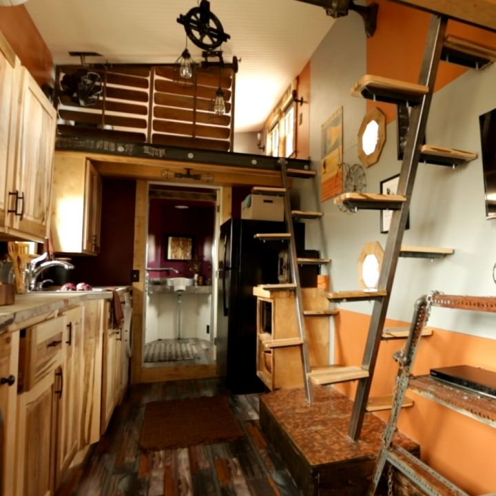 549 best images about tiny houses on Pinterest Micro