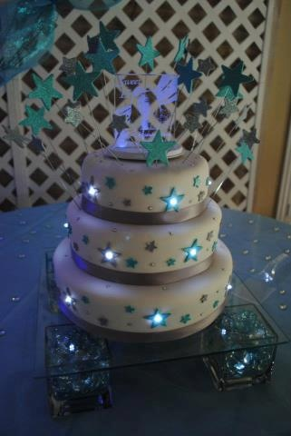 Cake Decorations Blue Stars : 1000+ images about Birthday cake ideas on Pinterest ...