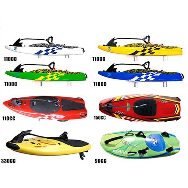 Carbon Fiber FRP Jet Surfboard
