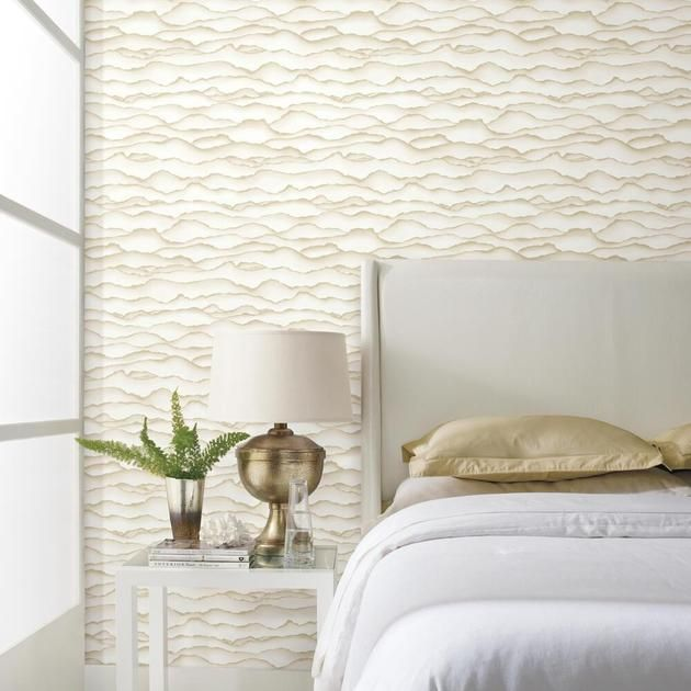 Vintage Poppy Peel And Stick Wallpaper In 2020 Bedroom Wallpaper Accent Wall Wallpaper Bedroom Feature Wall Peel And Stick Wallpaper