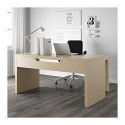 Schreibtisch ikea malm  Die besten 25+ Ikea malm schreibtisch Ideen auf Pinterest | Ikea ...