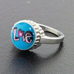 Love ringTop OnlyRing sold separate interchangeable by SweetieTops, $9.95