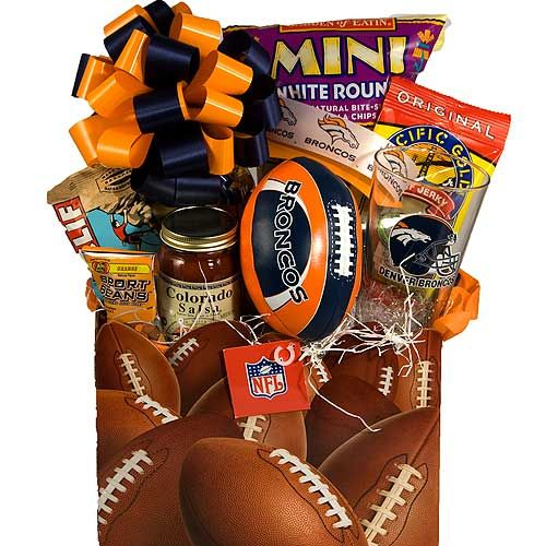 fun Denver Bronco's gift