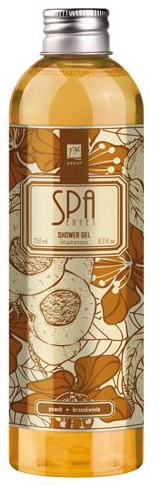 FM GROUP SPA SENSES SHOWER GEL 250ml £6.80 Gently cleanses and cares for the body. Skin becomes hydrated and well-nourished. Provitamin B5 soothes the skin.  Beautiful scent stimulates the senses and last long on your skin  Choice of Verbena, Peach, Cherry Blossom, Vanilla or Patchouli