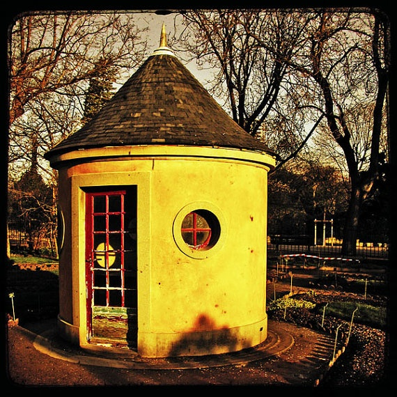 French Garden Shed.