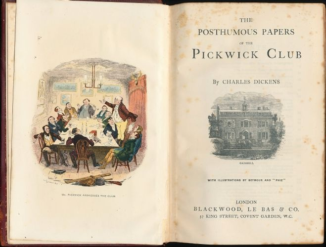 crime in the literary works of charles dickens Victorians began to write of a 'criminal class' who lived entirely on the proceeds of crime and such as charles dickens work in portsea.