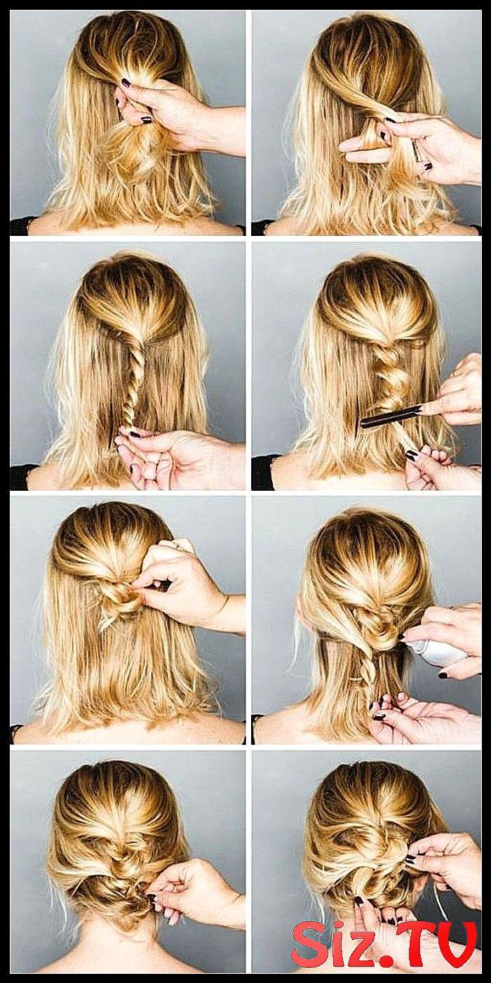13+ Coiffure hair facile a faire des idees