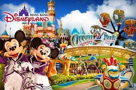 Paket Tour Hongkong-Disneyland 4D/3N.Hongkong Tour Gathering Organizer