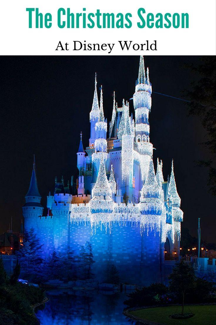 The Christmas season at Disney World is magical. Photograph, Ann Fisher. #anncavittfisher #travel #travelblogger