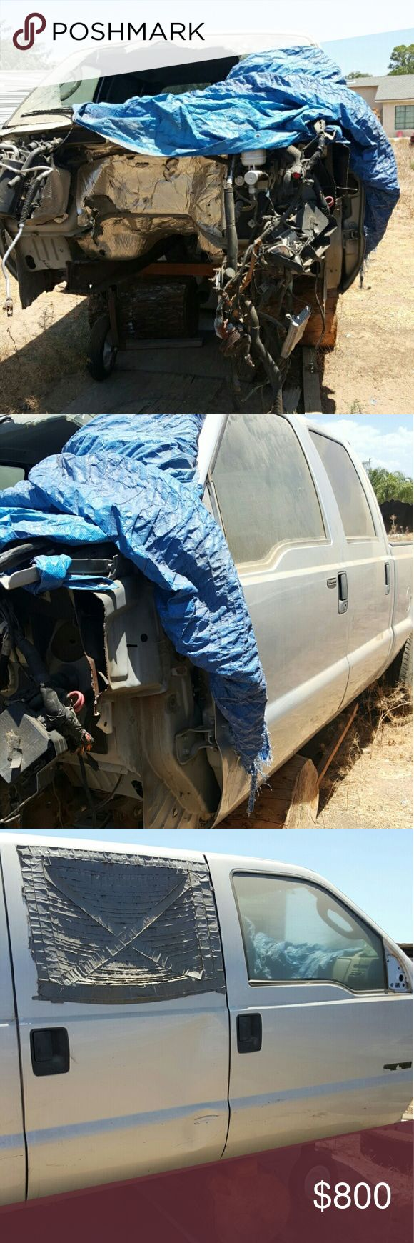 Ford f350 2007 ford parts or all for sale ford other