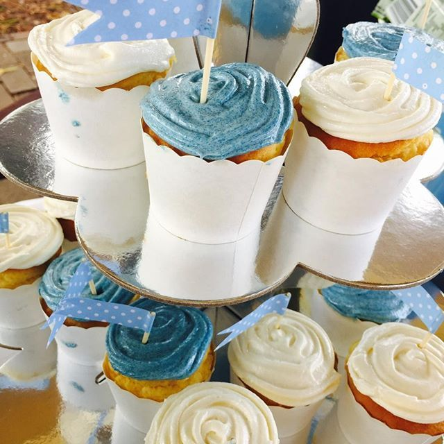 Themed kids parties are heaps of fun for everyone. We created these delicious gluten free, vanilla cup cakes with butter cream icing and themed the icing to suit the party. #2delicious4words #sydney #cupcakes #glutenfree