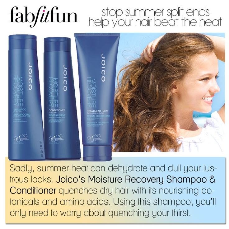 Help your hair beat the heat with this Joico product!