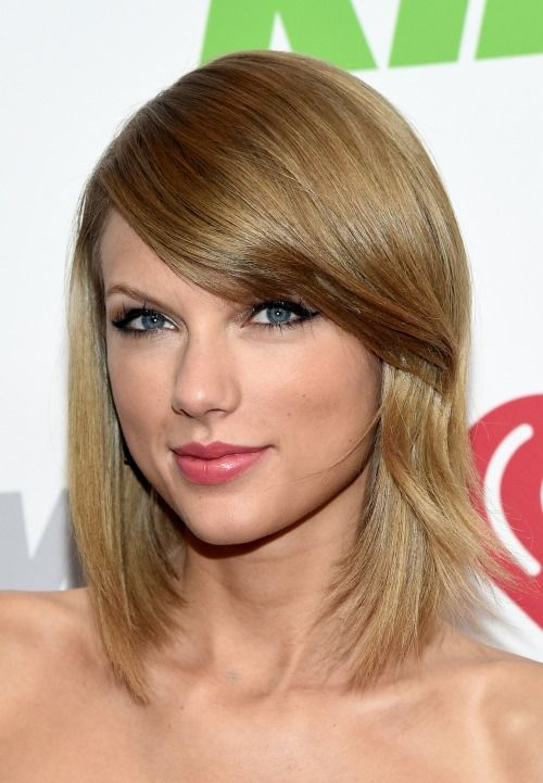 "Taylor Swift as a ""hair role model"" may be the only way I can get my daughter to cut her hair..."