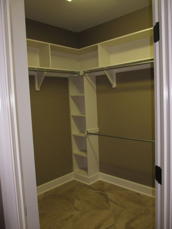 25 best ideas about diy closet shelves on pinterest closet shelves rustic closet organizers - Diy closets for small spaces model ...