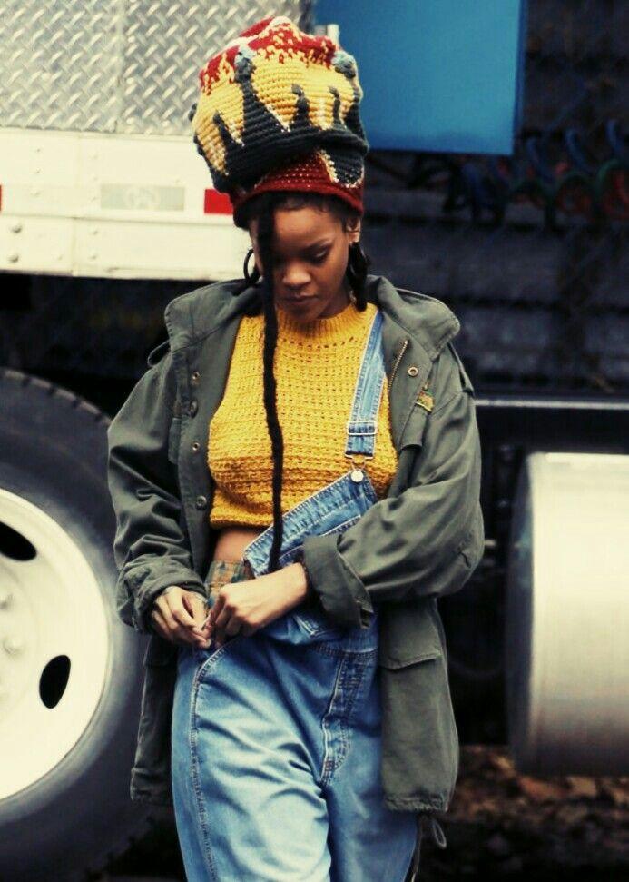 Rihanna - Style - Culture - Muzik - NYC - 2016