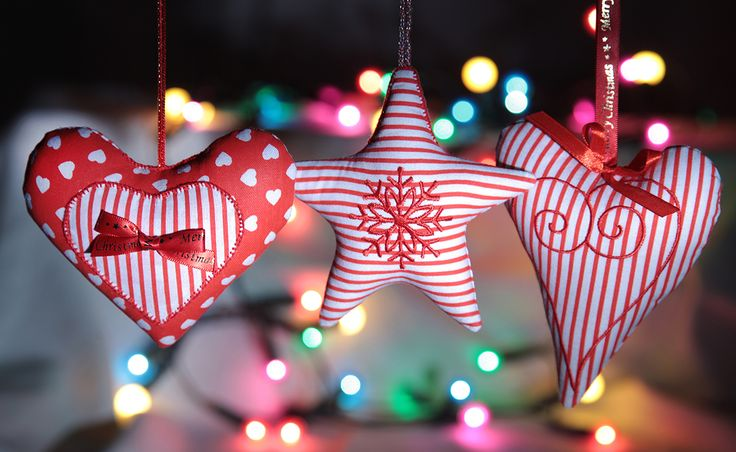 ...świąteczne ozdoby,szmaciane bombki,ozdoby na choinkę...Boże Narodzenie...rękodzieło...Merry Christmas...handicraft...kunsthandwerk...baubles...