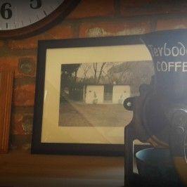Coffee art at #TerbodoreCoffee